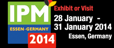 IPM ESSEN, HORTICULTURE EVENT IN GERMANY