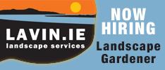 Lavin Landscape & Ground Maintenance are Now Hiring a Landscape Gardener