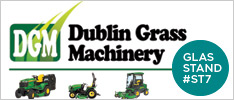 Visit Dublin Grass Machinery at GLAS