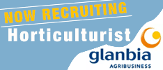 Glanbia Agribusiness are Now Hiring a Horticulturist