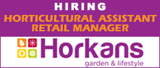 Horkans Garden & Lifestyle Centre are Hiring a Retail Manager for their Galway Store