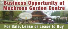 Muckross Garden Centre Business Opportunity - Right