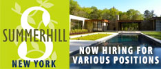 Summerhill Landscapes, The Hamptons, New York, USA are now recruiting for variouspositions