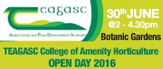Teagasc Spring College Open Days