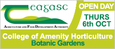 Teagasc College of Amenity Horticulture Open Day October 2016