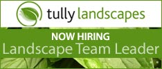  Landscapes Team Leader required