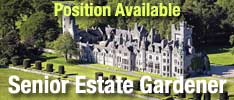 Humewood Castle Estate Senior Estate gardener wanted