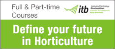ITB - Blanchardstown - Horticulture Courses